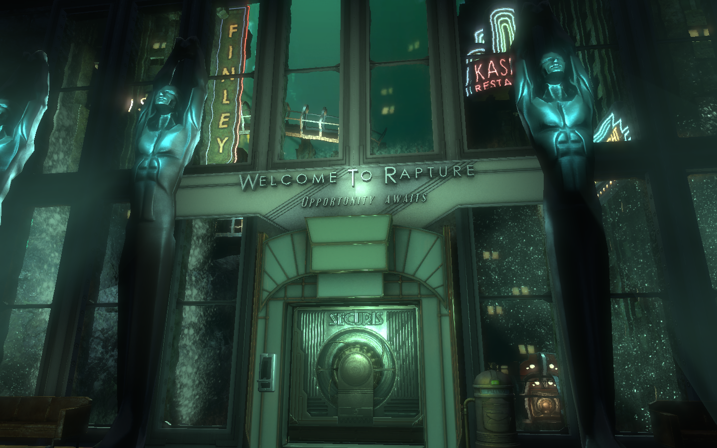 Bioshock The Collection Screenshots Leaked Comparison