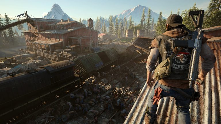 Days Gone PS4 Delayed Until 2019