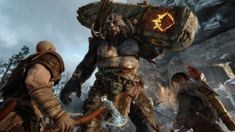 God Of War PS4 Frame Rate Improved After New Patch, Runs At 56 FPS ...