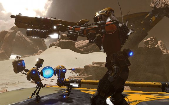 ReCore Release Date Announced With a Gorgeous Trailer