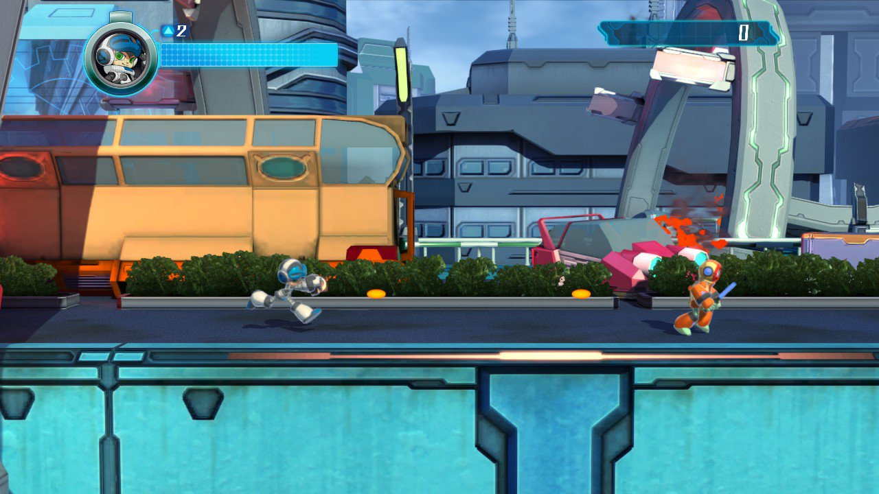sonic mighty no. 9