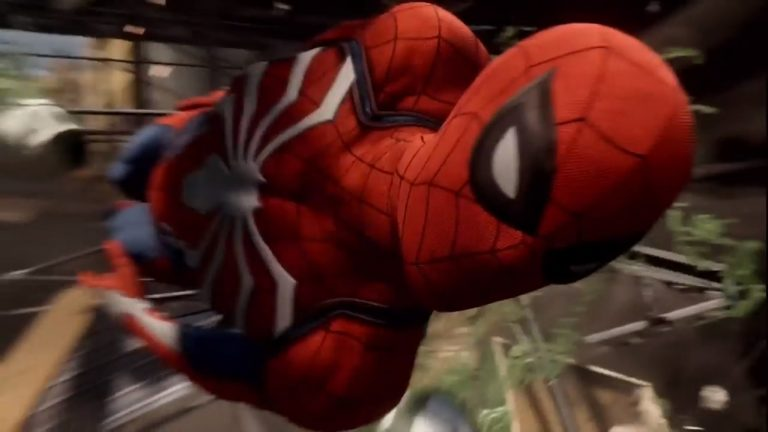 Spider-Man confirmed for a 2018 release on PS4