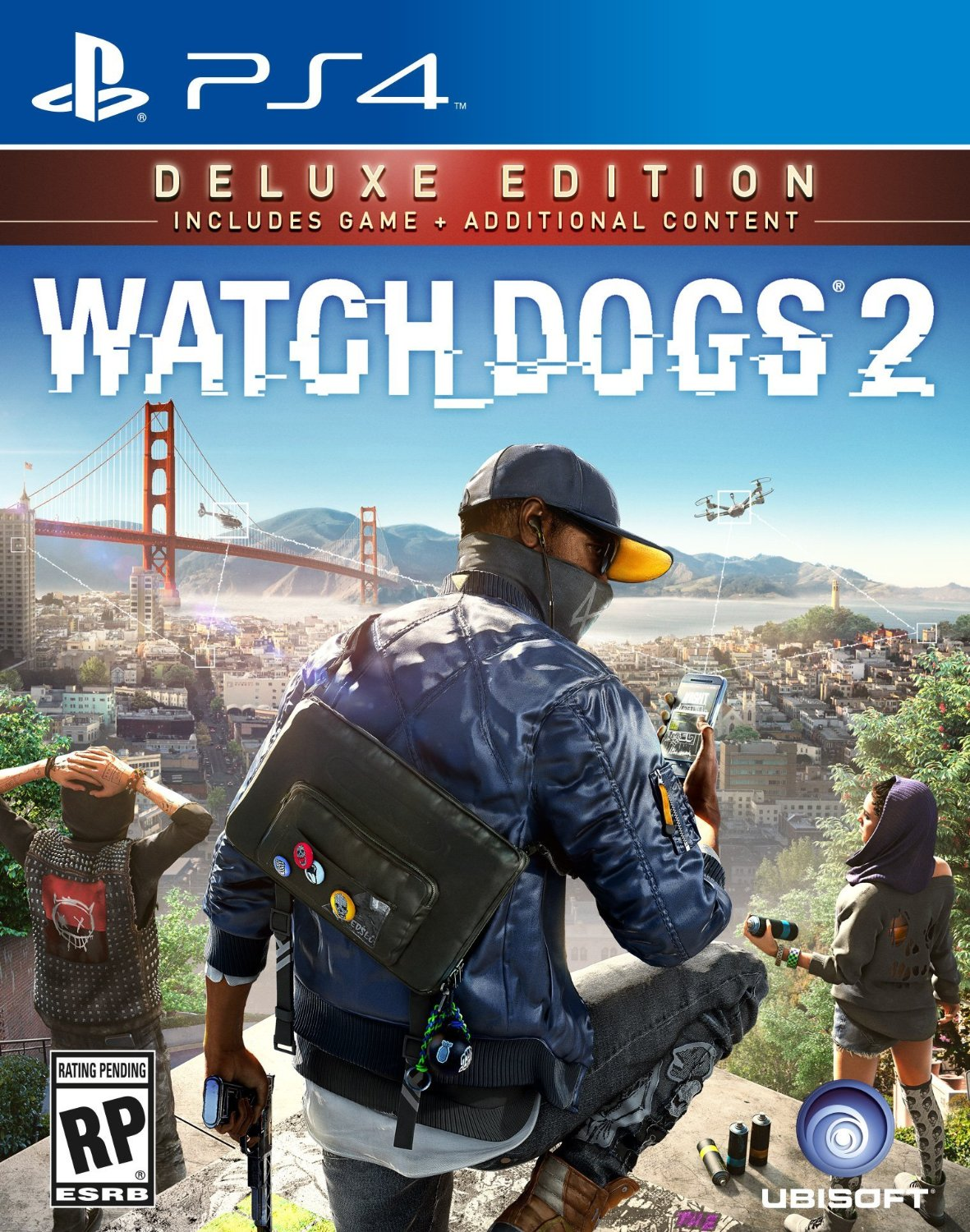 Watch Dogs  Player Co Op