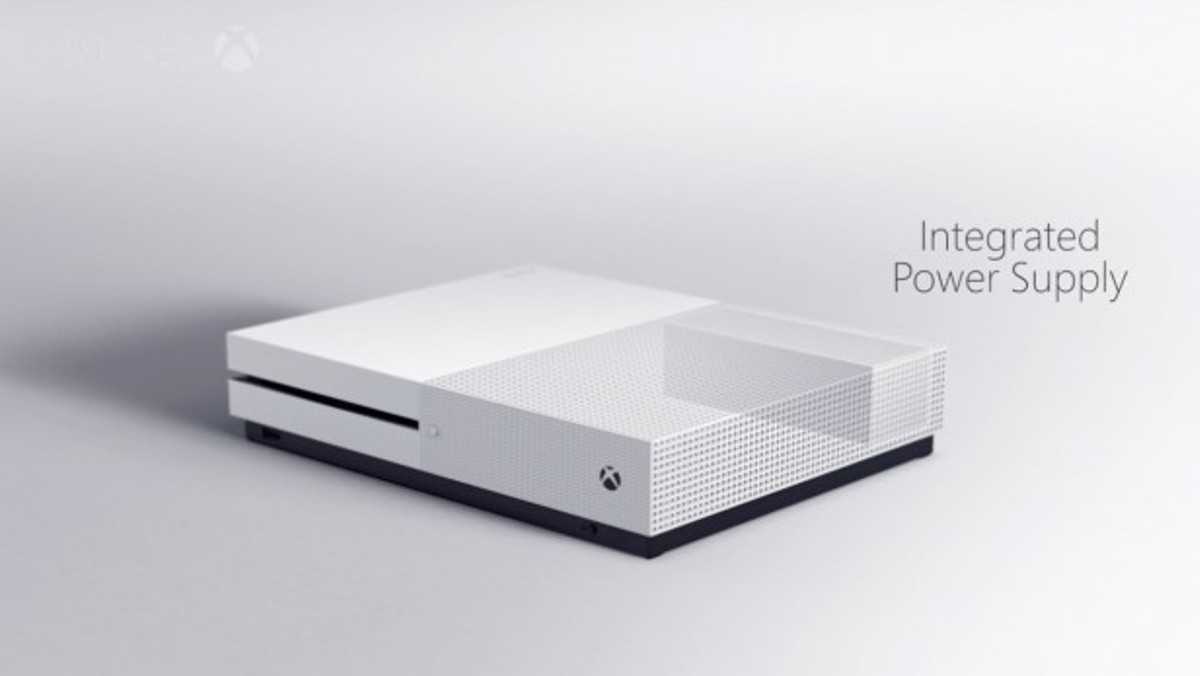 xbox one s the smallest sleekest xbox yet. Black Bedroom Furniture Sets. Home Design Ideas