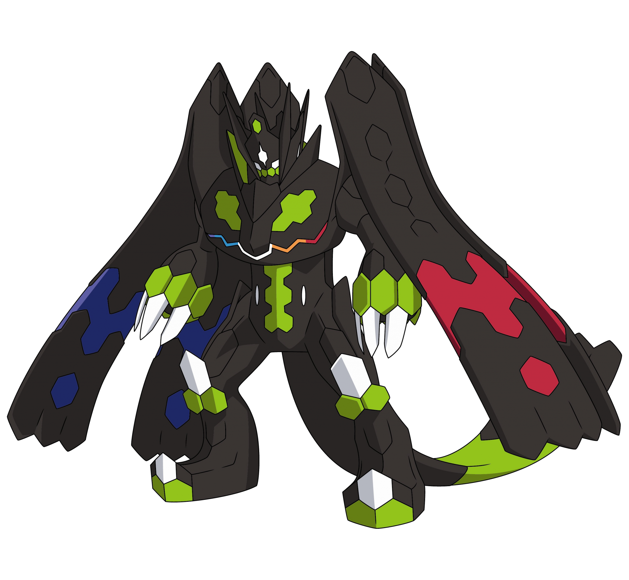 Pokemon Sun And Moon Is Getting Two New Zygarde Formes