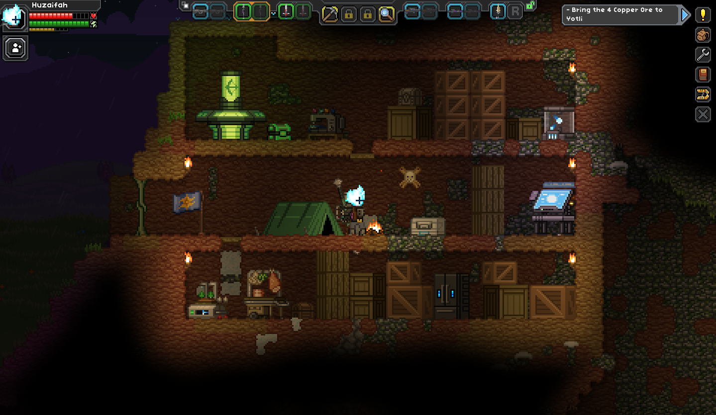 Starbound Review  Pc