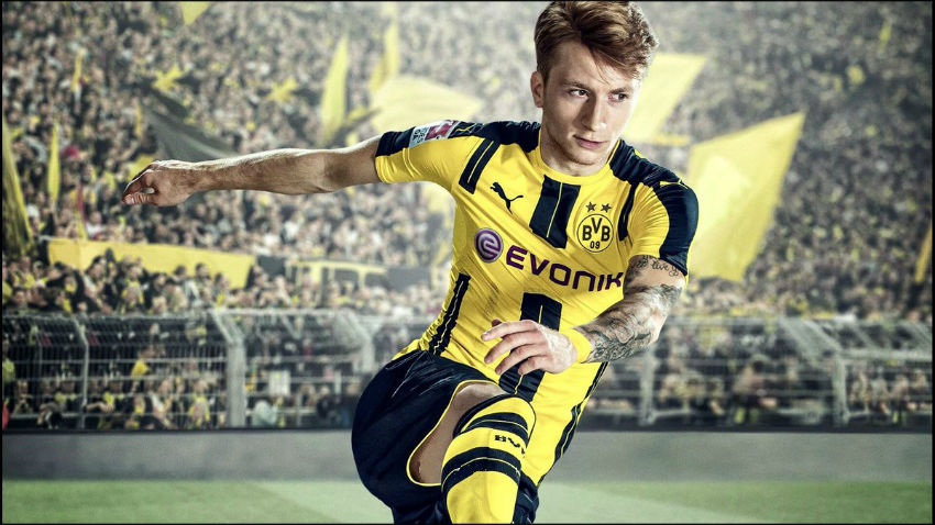Fifa 17 Marco Reus Fifa 17 Closed Beta