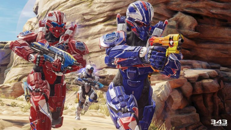 Halo 6 Unlikely to be Released This Year 343 Industries Hints