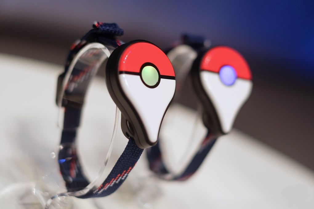 Pokemon GO Plus Wristband 21