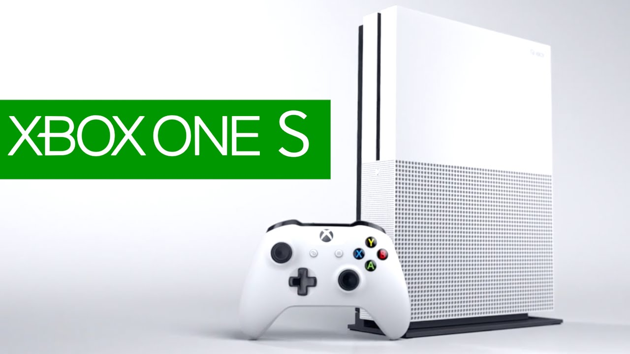 xbox one s set for release on august 2nd. Black Bedroom Furniture Sets. Home Design Ideas