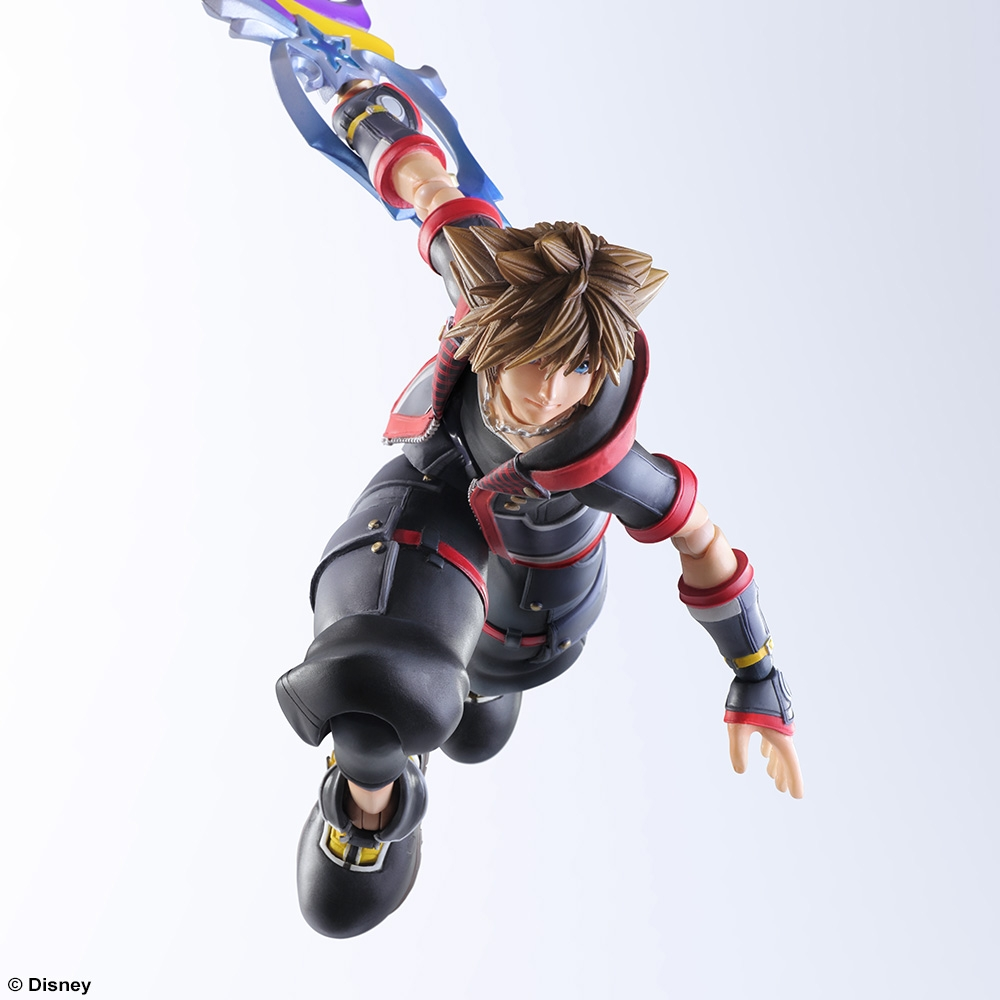 Amazon.com: kingdom hearts play arts kai
