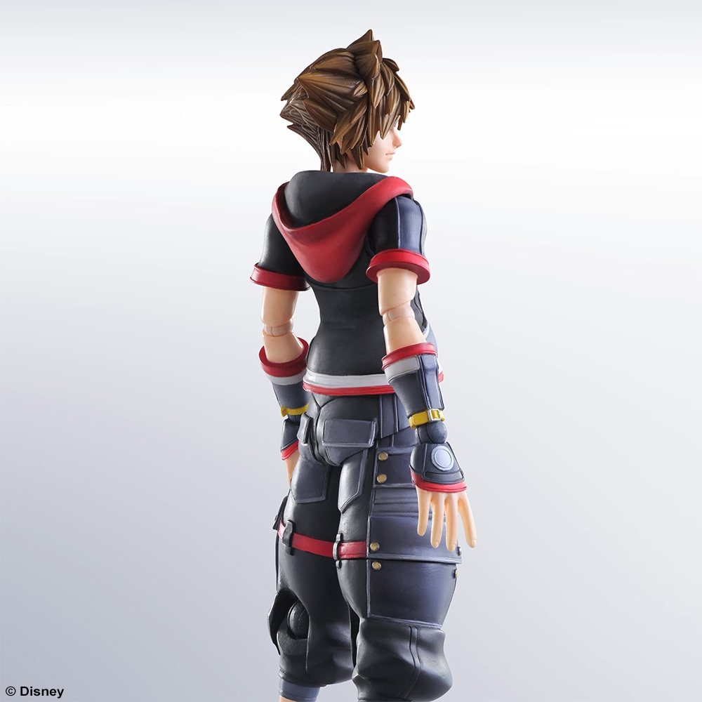 Square Enix Kingdom Hearts II Halloween Town Sora Play ...