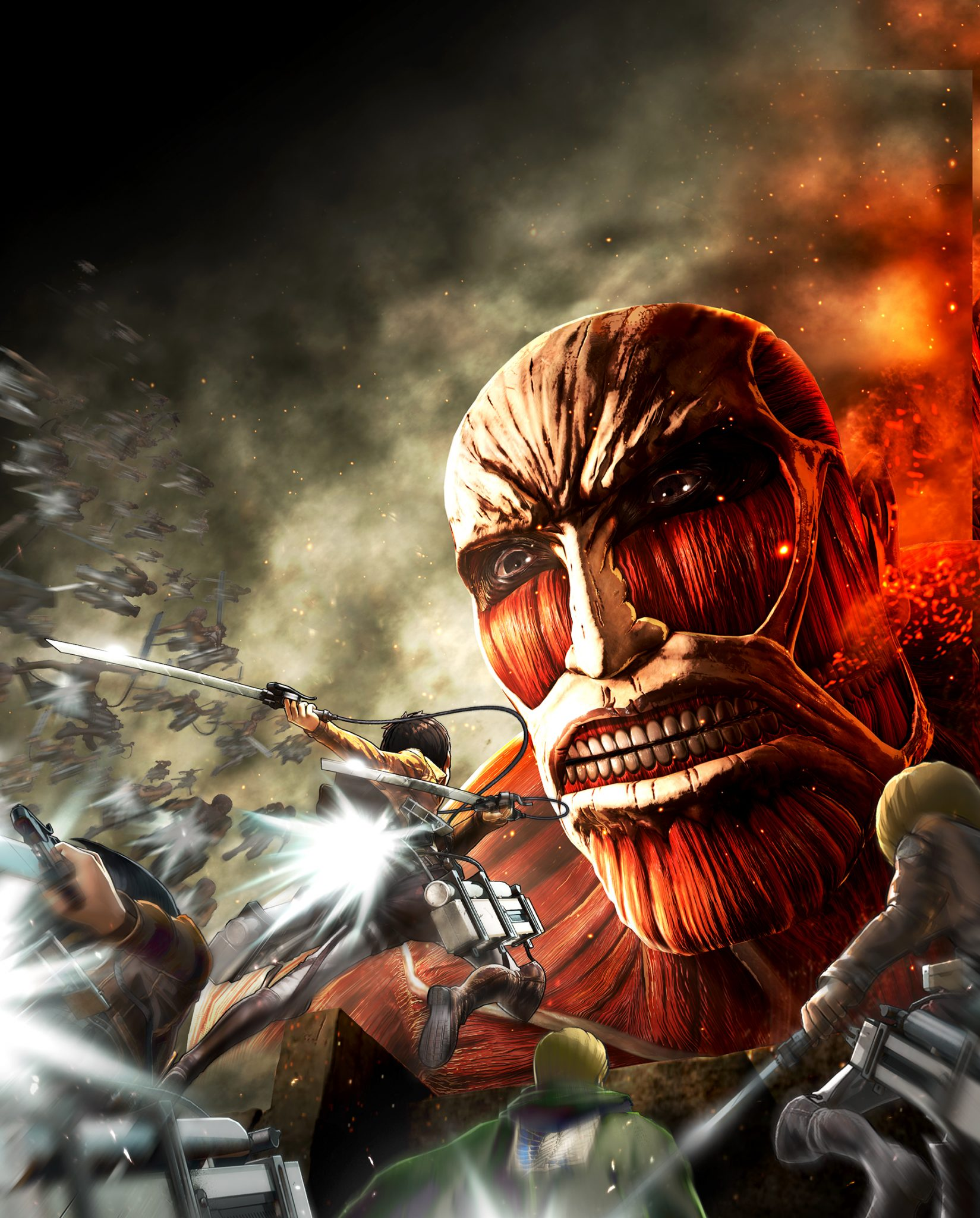 Attack On Titan Review (PS4