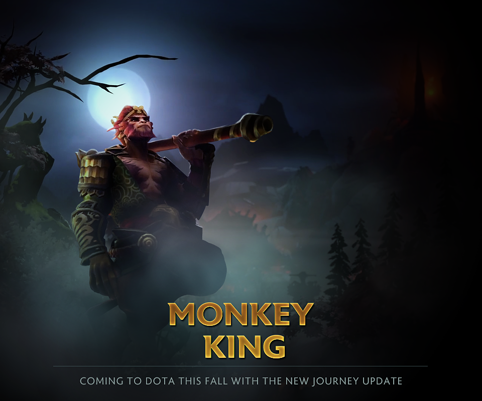 DotA 2 Monkey King New Journey Update