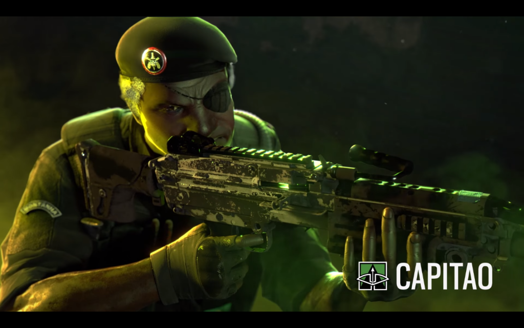 Rainbow Six Siege Patch 4.3 Fixes The Annoying Caveira