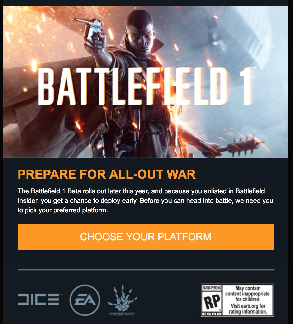 battlefield-1-beta-invite