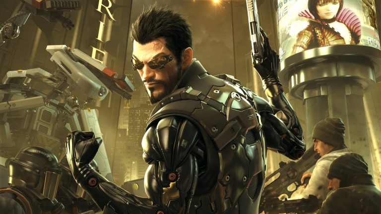 Square Enix Has Not Given Up on the Deus Ex Franchise