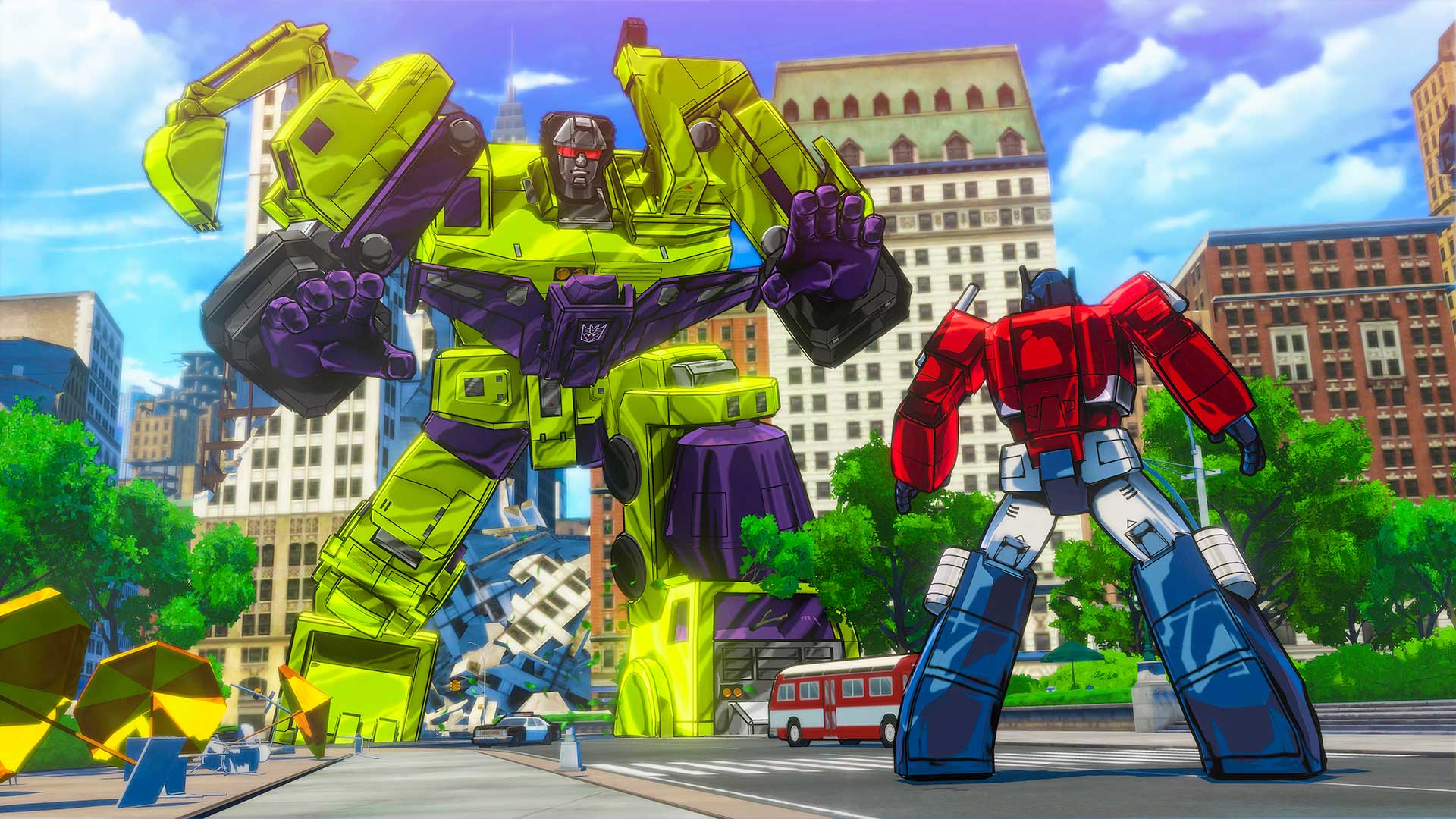 Transformers and the Resident Evil remaster highlight October's free PlayStation Plus games