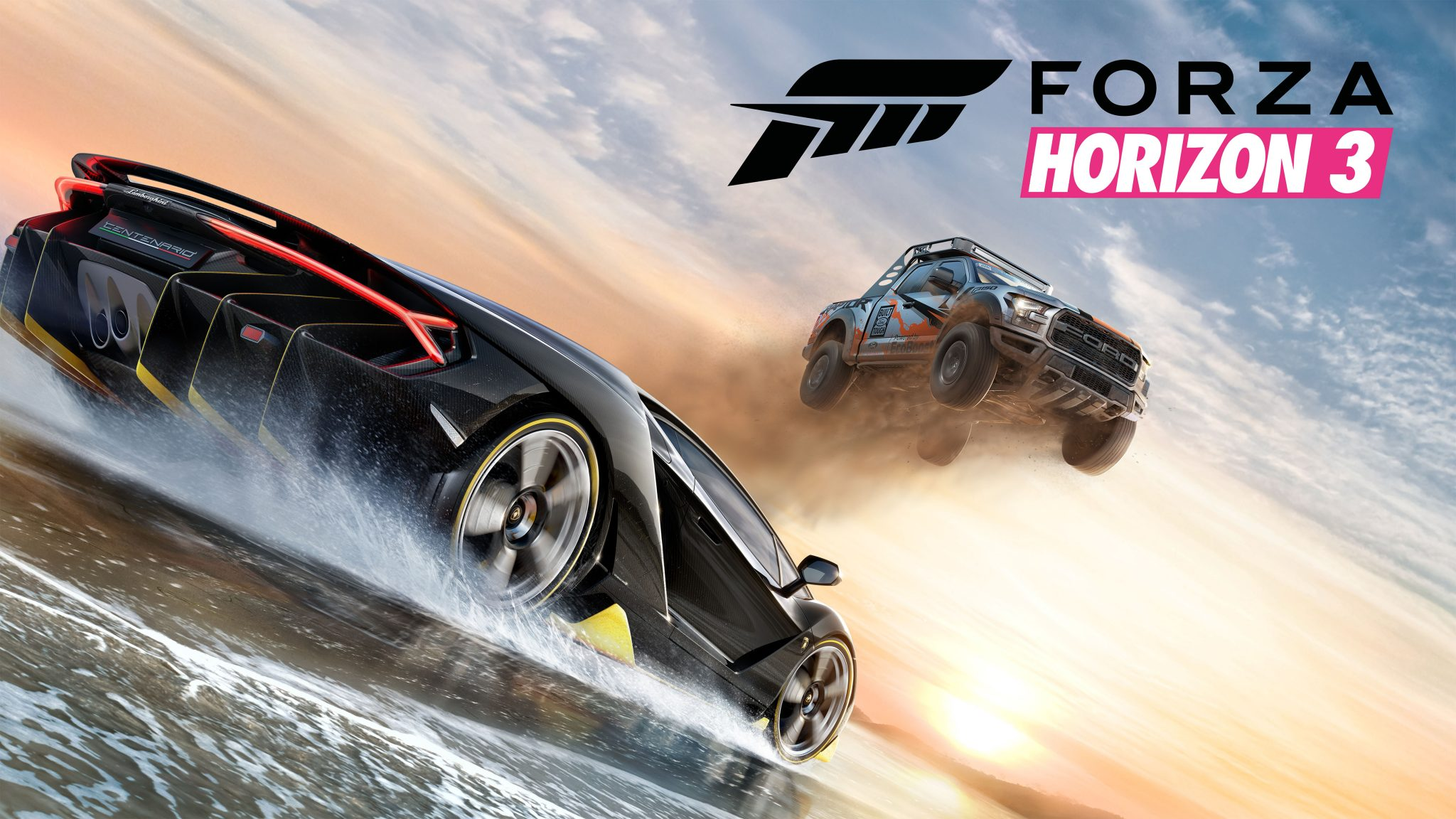 Forza Horizon 3 Now Runs at 4K on Xbox One X