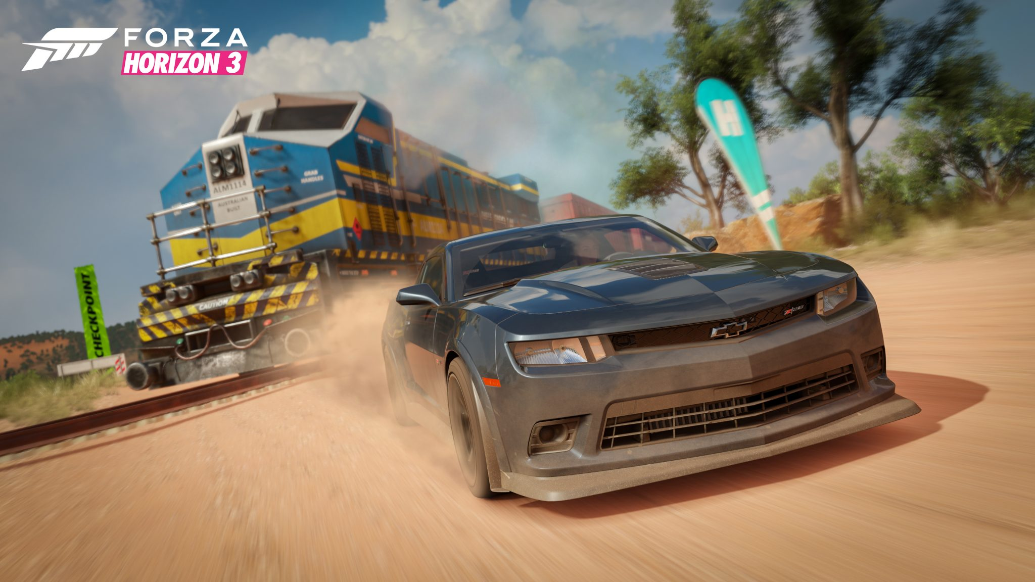 Forza Horizon 3's October Update Is Now live, Full Patch Notes Inside