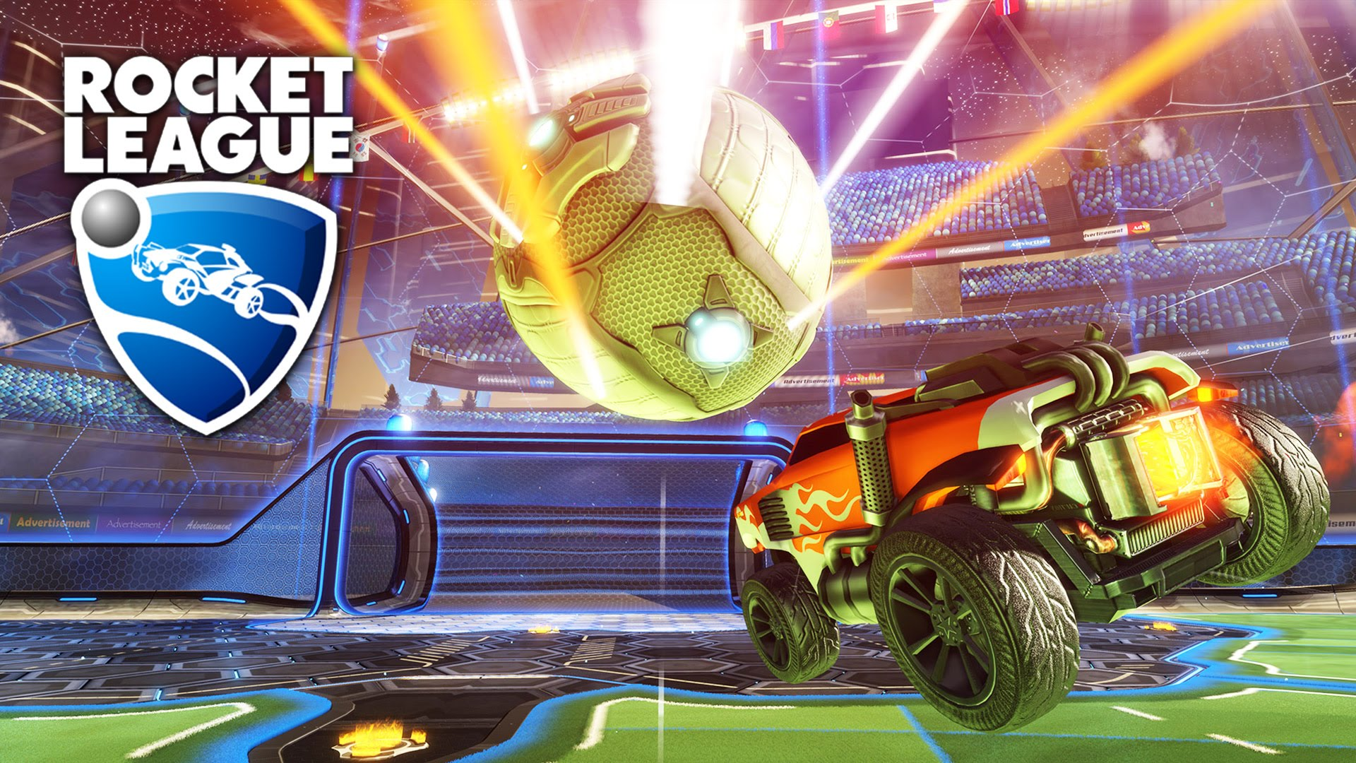 Rocket League's Newest DLC Will Feature An Underwater Arena