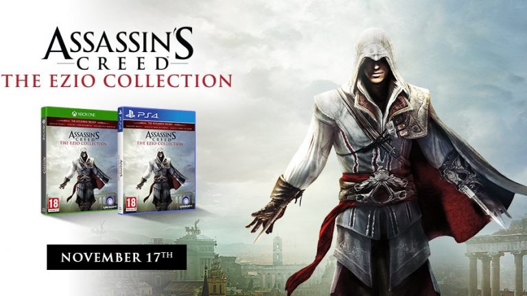 Assassin S Creed The Ezio Collection Announced For Ps4 And Xbox One