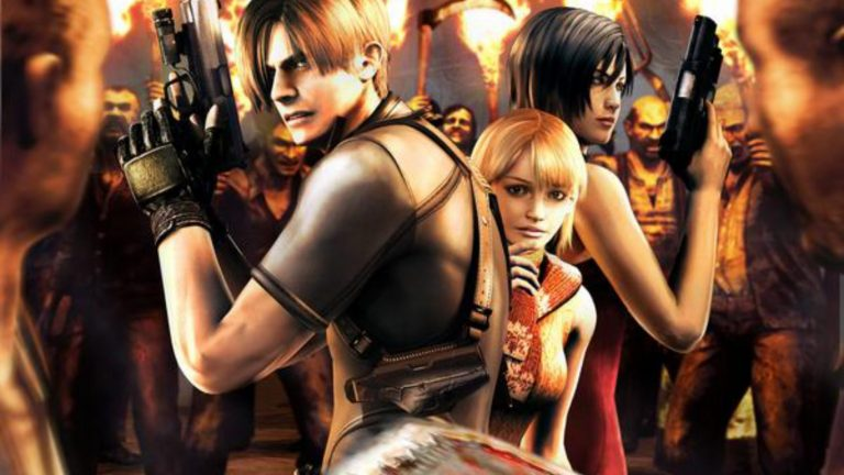 Resident Evil 4 Review Ps4