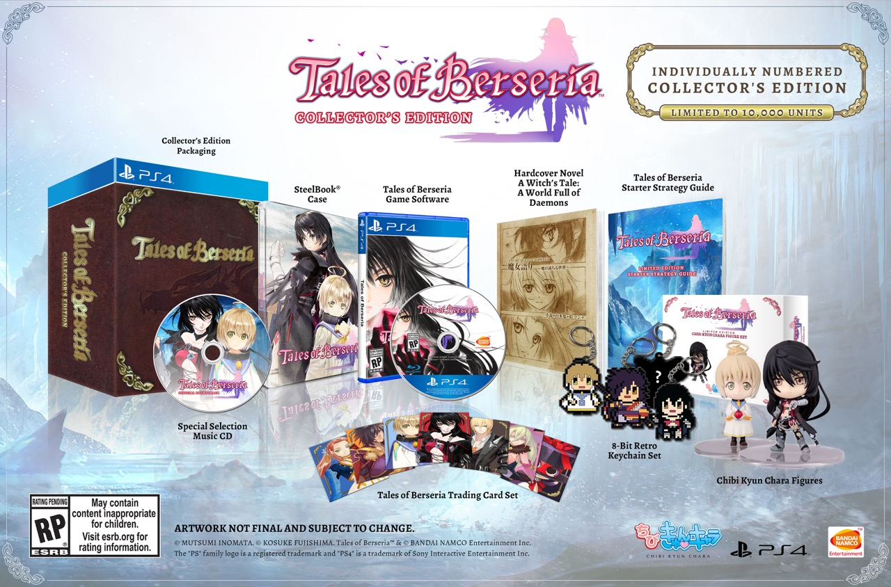 Tales of Berseria finally dated for the west