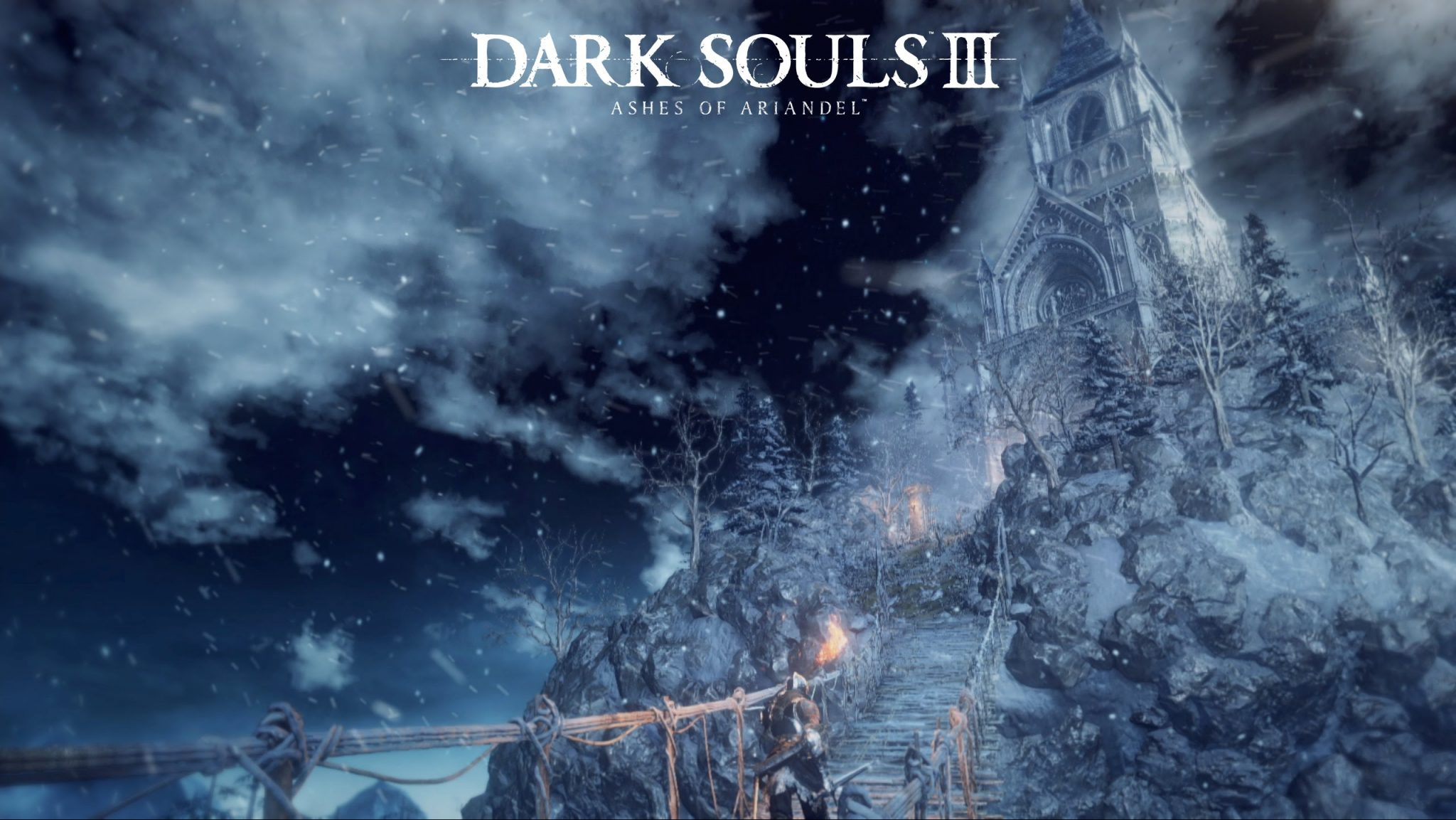 Dark Souls 3 The Ringed City DLC Launch Trailer Released