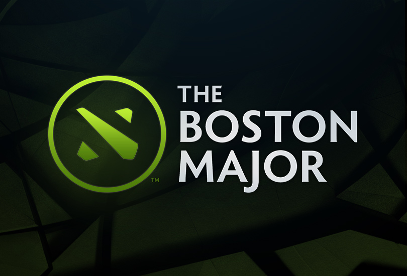 Dota 2 The Boston Major