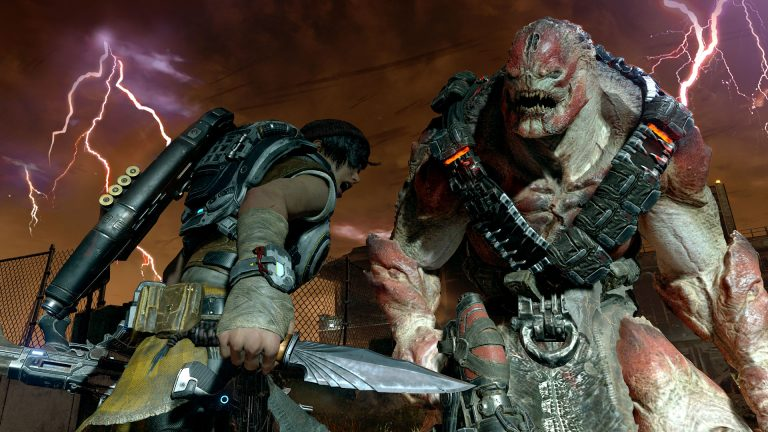 Gears Of War 4 Developer Hard At Work On Original IP
