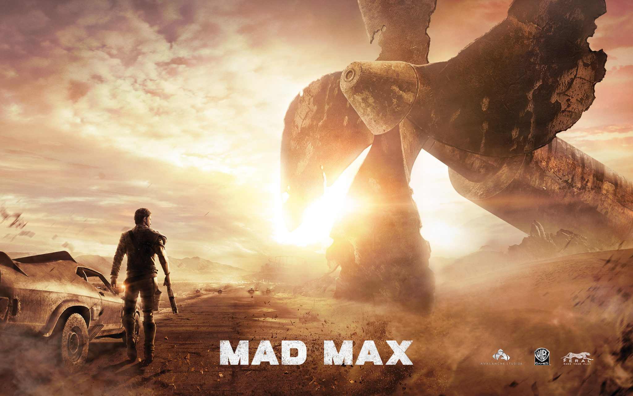 Mad Max Heads Up April's PS Plus Line-Up