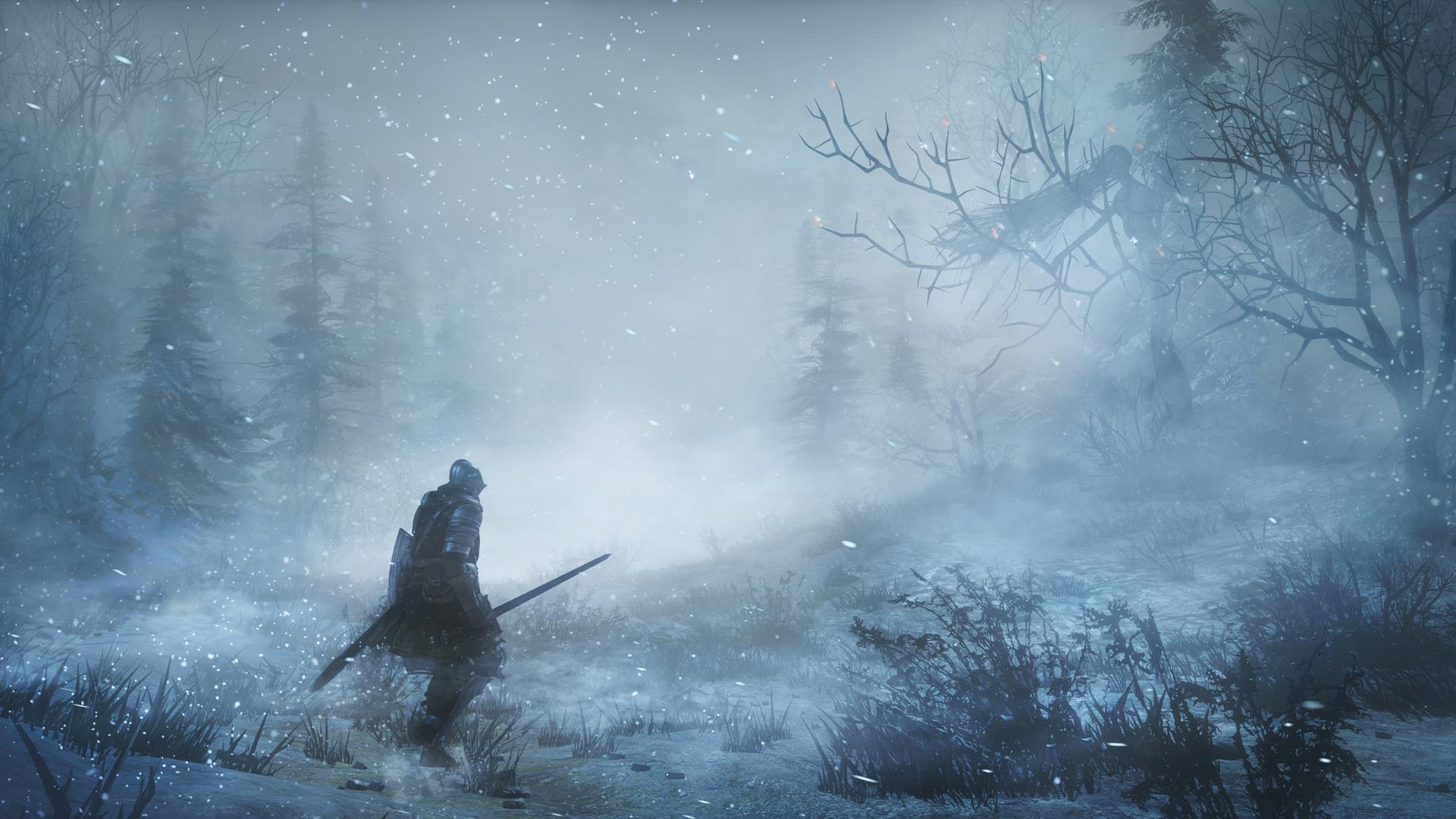 Choose Your Alliegiance in New Dark Souls III: Ashes of Ariandel Trailer