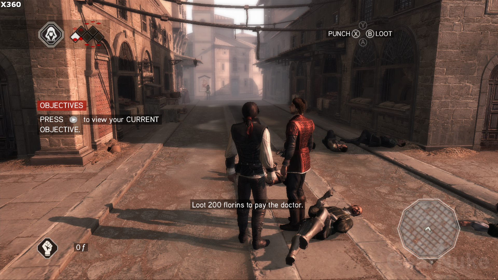 Assassin S Creed The Ezio Collection Xbo Vs X360 Comparison Shows A Worthy Remaster
