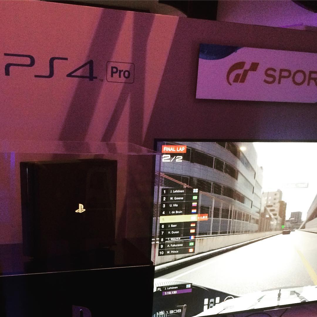 gran turismo sport confirmed to support 4k hdr and supersampling on ps4 pro. Black Bedroom Furniture Sets. Home Design Ideas
