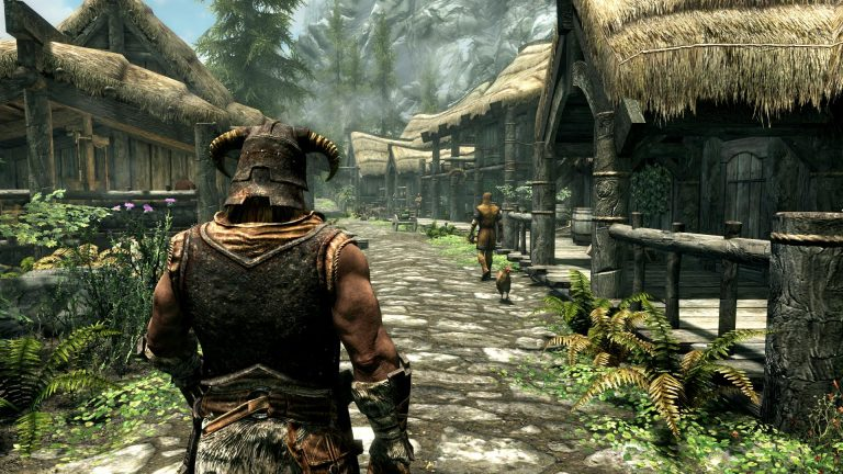 Skyrim on Nintendo Switch Delivers Excellent Handheld Performance