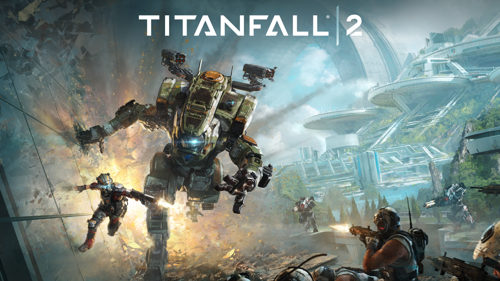 Titanfall 2 Review (PS4