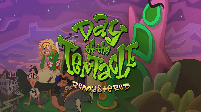 Day of Tentacle Remastered PlayStation Plus January