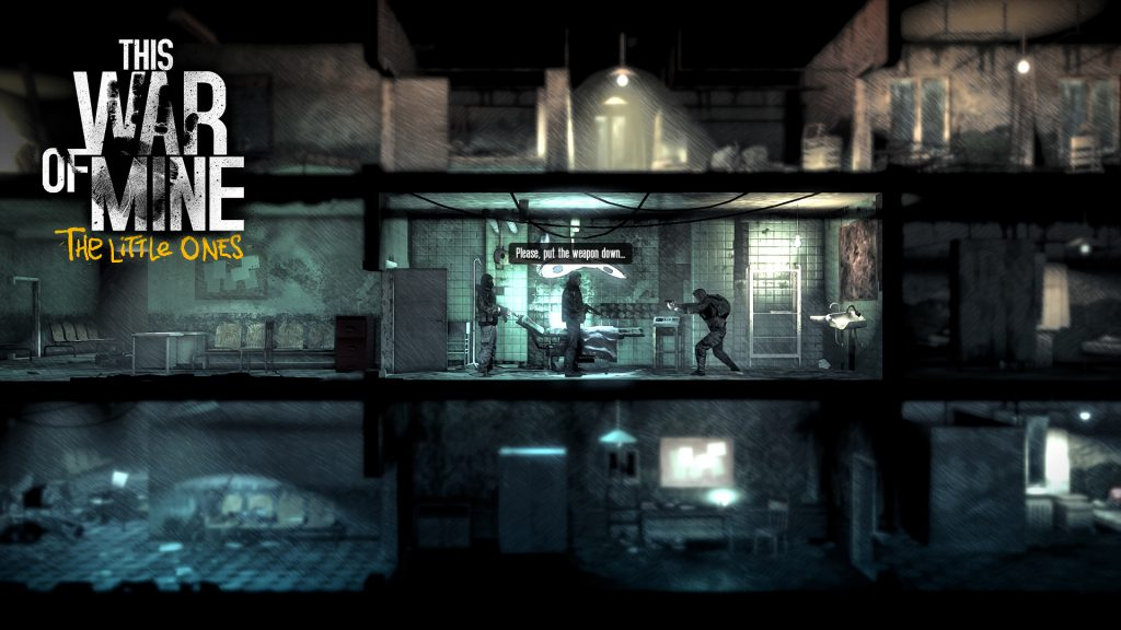 This War of Mine: The Little Ones PlayStation Plus January