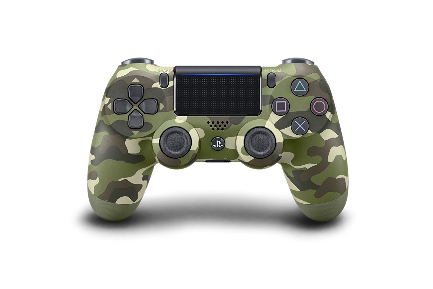 DualShock-4-Wireless-Controller-for-PlayStation-4-Green-Camouflage-1