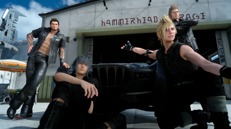 Expect Some Final Fantasy XV Announcements at Gamescom 2017