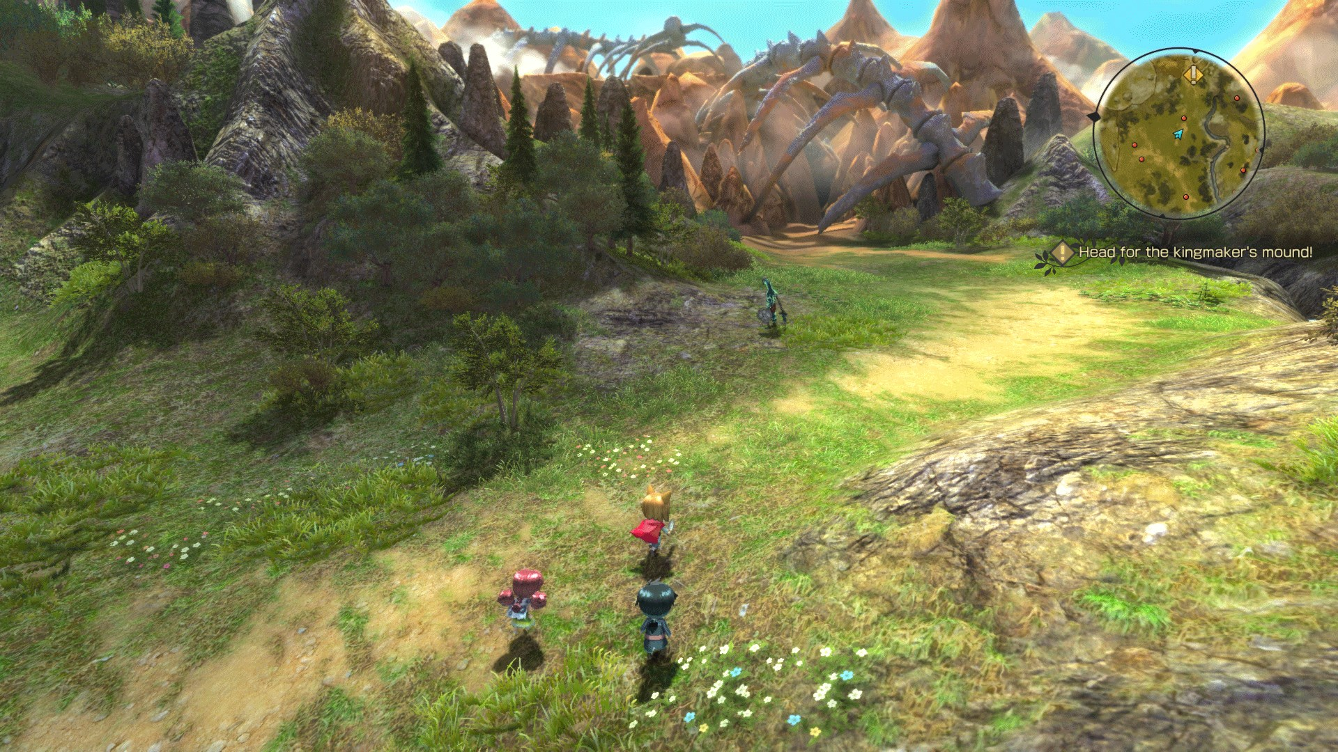Ni no Kuni 2 is also coming to PC