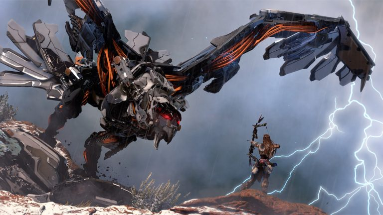 Horizon Zero Dawn Patch Adds New Game Plus, Trophies, and More