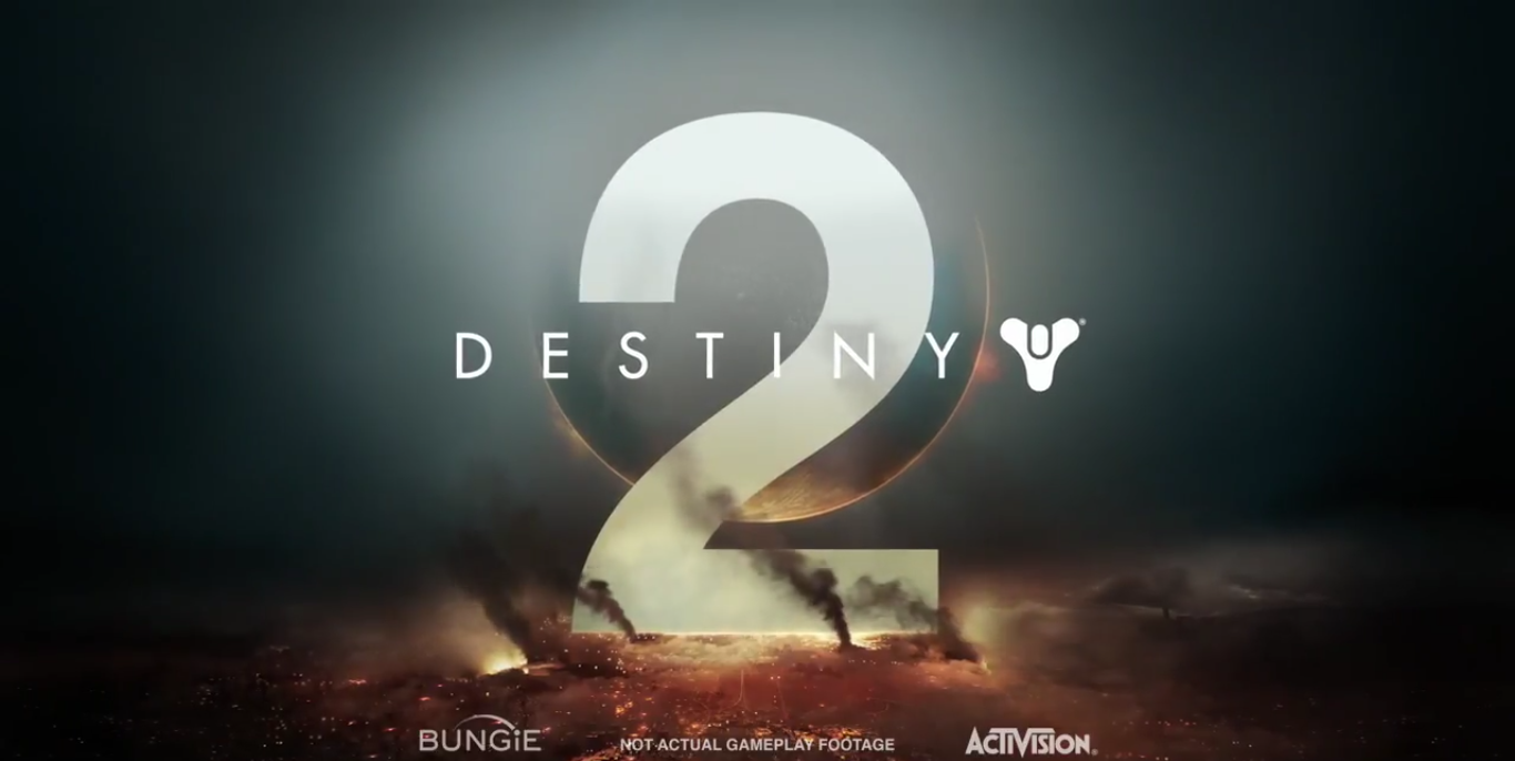 Two Logo Destiny 2 Gets ...