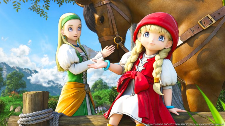 Dragon Quest XI heading west this September, Switch after 2018
