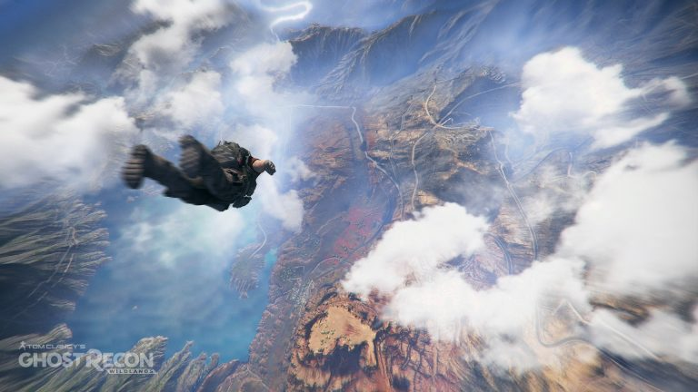 Ghost Recon Wildlands will be free to play this weekend""