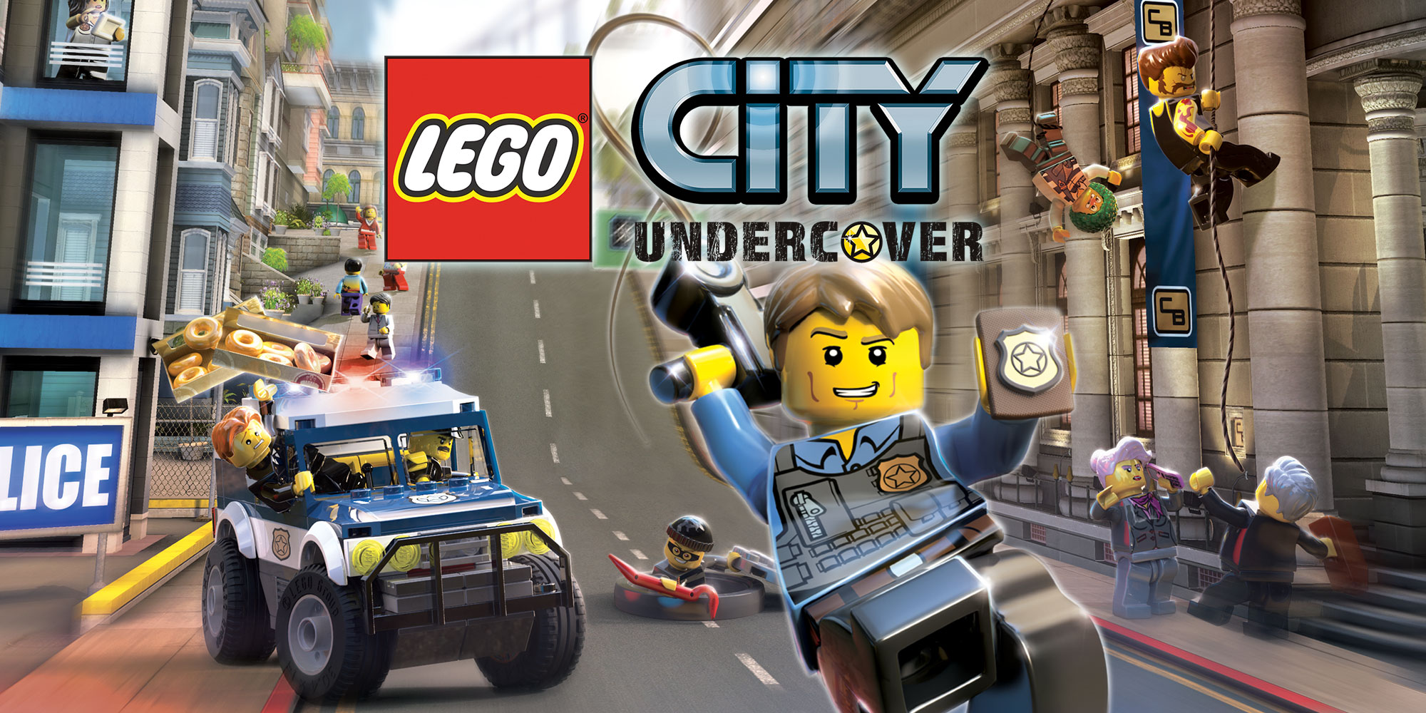 lego city undercover review ps4