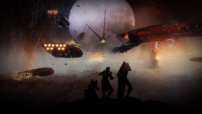 Nvidia demos Destiny 2 on PC in 4K at 60fps