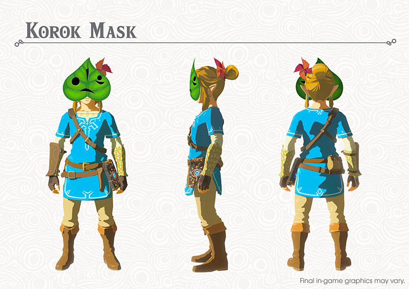 Zelda: Breath of the Wild: Here's what's included in the game's first DLC pack