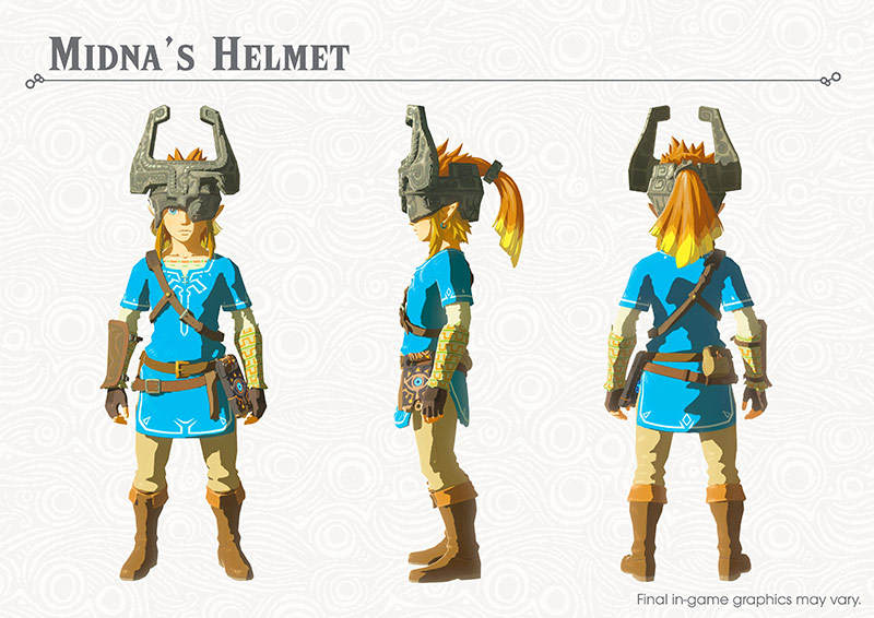 Zelda: Breath Of The Wild's First DLC Adds Some Very Cool Stuff
